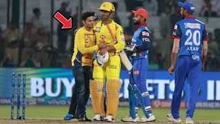 Top 10 Ms Dhoni Fan Moments || Heart Touching Moments || #Respect