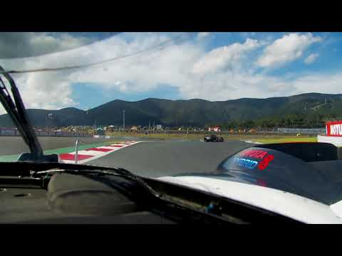 2019 WEC Fuji Saturday - Onboard Lap