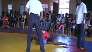 preview picture of video 'Champ. Océan Indien Croche 2012 - Finale -74kg Lino Charlettine vs Chrisno Abdool'