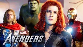 Marvel's Avengers: 'A-Day' - Official Reveal Trailer   E3 2019