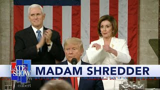 We Know Why Nancy Pelosi Tore Up Trump's Speech thumbnail