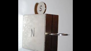 VIDEO 41 Uncovering The Missing Secrets Of Magnetism. MAGNET PUZZLE, WHAT IS THIS, HOW DOES IT WORK?