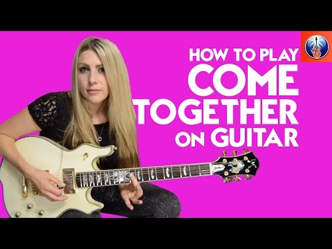 Watch How to Play Come Together On Guitar - Beatles Come Together Guitar Lesson Intro and Solo Parts on YouTube