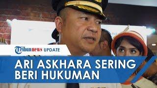 Mantan Dirut Garuda Indonesia Ari Askhara Sering Beri Grounded untuk Karyawannya Akibat Hal Sepele