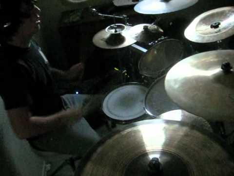 Dogma of Secular Religion-I Built the Cross (Drum Play-Through)