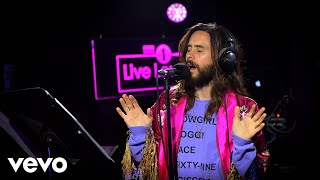 Thirty Seconds To Mars   Rescue Me In The Live Lounge