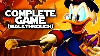 DuckTales Remastered [Complete Game] - No Commentary