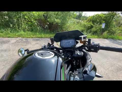 2020 Kawasaki Z H2 in Muskego, Wisconsin - Video 1