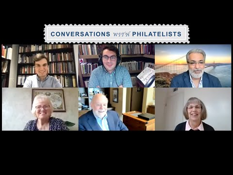 Conversations With Philatelists Ep. 59 Westpex 2021 Preview