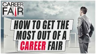 Career Fairs   What To Expect