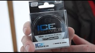 Team salmo ice power