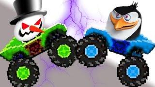 Drive AHEAD #3 Веселое видео для детей мультик про машинки Битвы Тачек разобьем голову противнику!!!