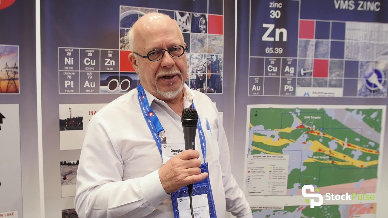 Gossan Resources Catalyst Clip with President & CEO Douglas Reeson at the 2018 PDAC in Toronto