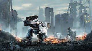 War Robots вечерняя тактика