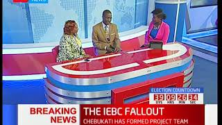Newsdesk discussion: The IEBC Fallout and what it means
