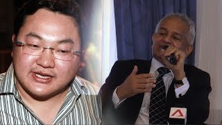 AG advises Jho Low to mount a legal challenge