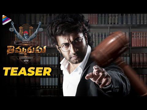 Thimmarusu Telugu Movie Teaser