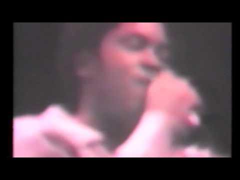 Saxon International recorded live on VHS