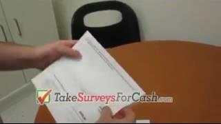 Take surveys