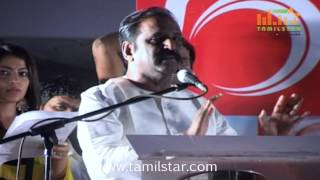 Vairamuthu and Soori at Jilla Movie 100 Days Celebration