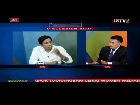 """16TH OCTOBER 2019 ISTV DISCUSSION HOUR TOPIC: """"NEPOTISM & ITS IMPACT IN MANIPUR"""""""