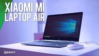 Xiaomi Mi Laptop Air LLEGA A ESPAÑA, Estas son TODAS sus ESPECIFICACIONES