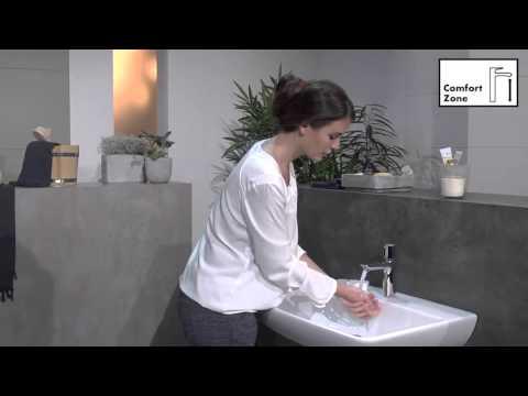 Смеситель для раковины Hansgrohe Talis Select E 110 (71750000) 4