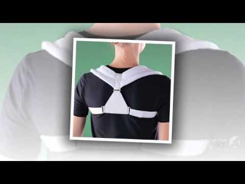 Искривления шейно-грудного отдела позвоночника