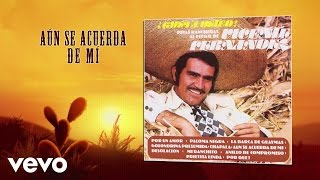 Vicente Fernández   Aún Se Acuerda De Mí (Cover Audio)