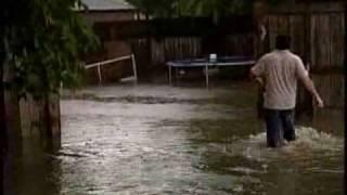 Heavy Rain Floods Parts Of Fort Smith