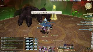 FFXIV Stormblood - Containment Bay S1T7 Extreme - Sephirot - DRK PoV With GummiQueen !