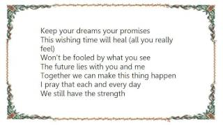 China Crisis - Wishing Time Lyrics
