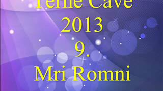 Terne Cave 2013