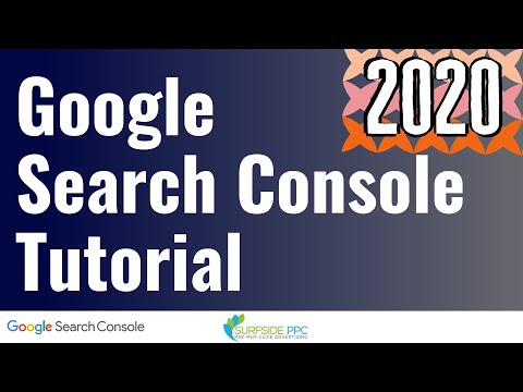 Google Search Console Tutorial 2020 Step-By-Step - Google ...