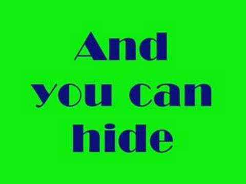 Phil Collins - Something happened on the way to heaven lyric