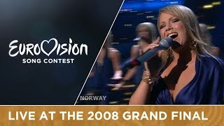 Maria - Hold On Be Strong (Norway) Live 2008 Eurovision Song Contest