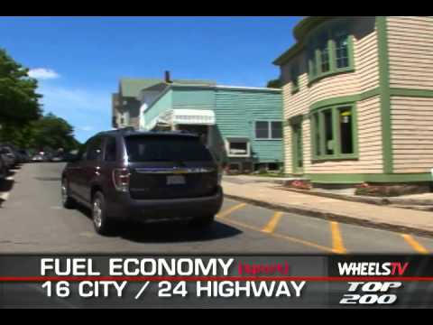 2008 Chevrolet Equinox Test Drive Mp3