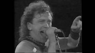 Foreigner w/ Lou Gramm - Stranger in my Own House - live 1985