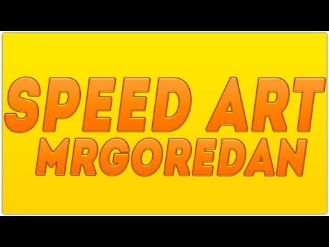 SpeedArt [Шапка] #6 - MrGoredan