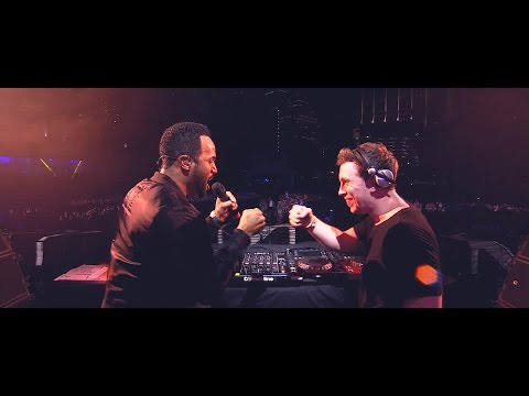 Hardwell & Craig David – No Holding Back (Music Video)