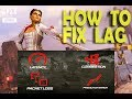 How to fix lag on Apex Legends Season 5