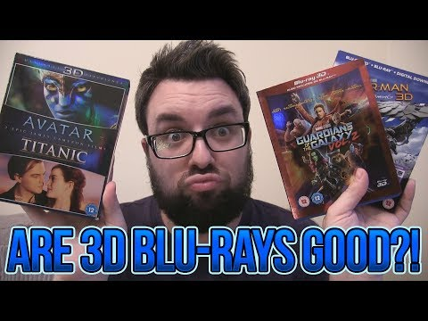 Are 3D Blu-Rays Good?!