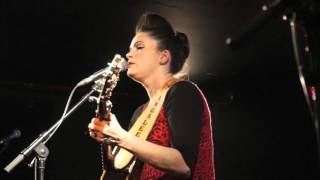 Dreams Don't Come True - Angaleena Presley at The Con Club, Lewes (2016)