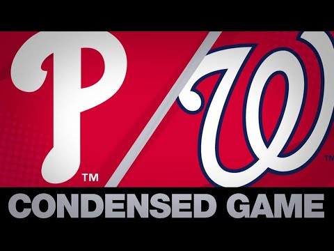 Nats out-slug Phillies with 3 home runs | Phillies-Nationals Game Highlights 6/20/19