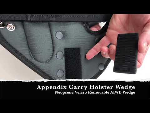 What Does An IWB Holster Wedge Do? - смотреть онлайн на Hah Life