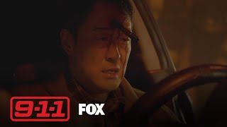 Shock Of The Week: Car Accident | Season 1 Ep. 3 | 9-1-1