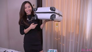 Whats In My Carry-On | On The Road With Michelle Phan ✈  Glam.com