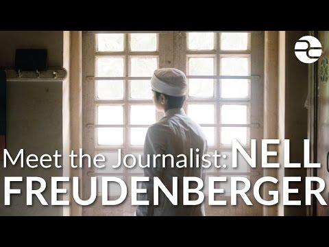 Vidéo de Nell Freudenberger