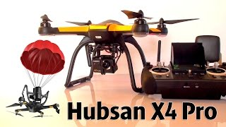 HUBSAN X4 PRO H109s FPV GPS QuadCopter Drone Review - RC Extreme Pictures