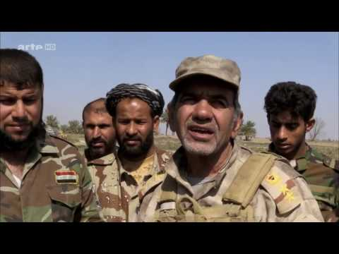 HD! ARTE Reportage: Irak - Im Krieg gegen den IS [Doku]